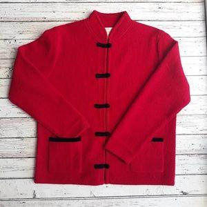 TALLY-HO Vintage 100% Wool Royal Guard Style Coat